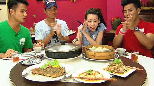 王勝偉首推三星異國風料理