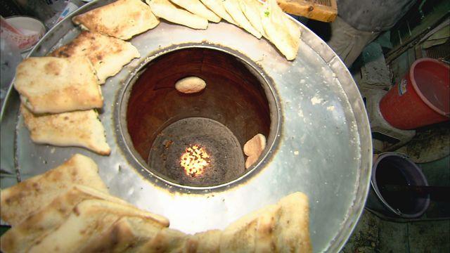 飄香60年 缸爐燒餅