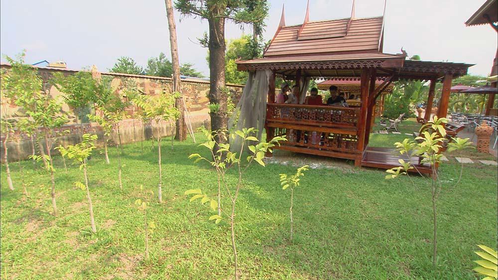 泰國南洋風高腳屋