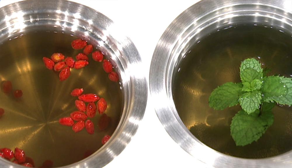 四季養身牛蒡茶