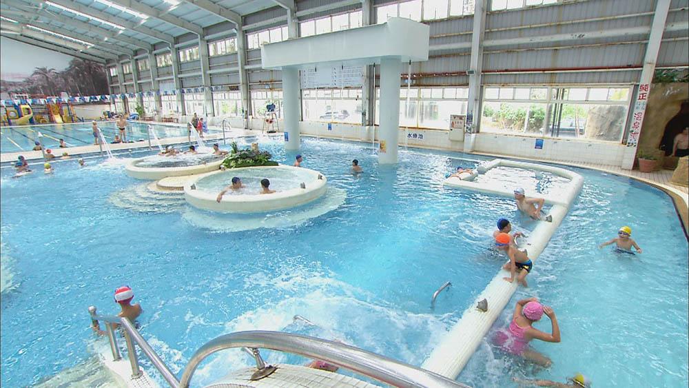 陽光大溪地SPA溫泉游泳池
